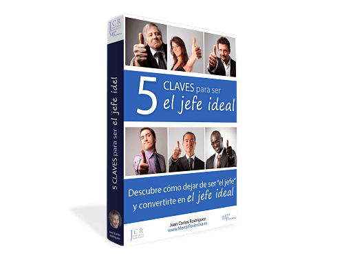 Ebook 5 Claves para ser el jefe ideal