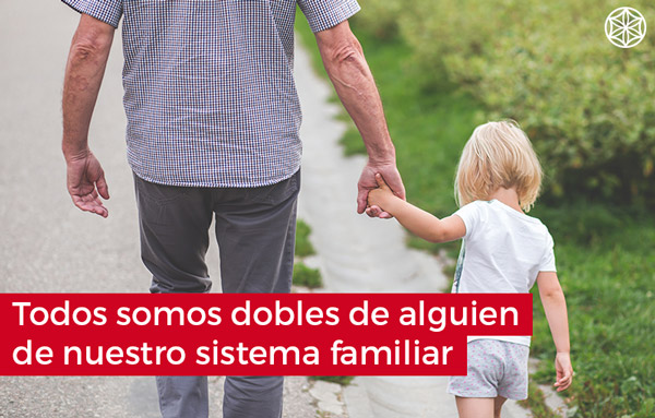 linaje familiar: todos somos dobles de algun familiar