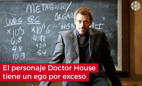 Que es el ego: ejemplo de ego por exceso