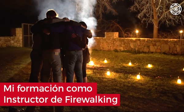 Firewalking caminar descalzo sobre fuego: Formacion Instructor Firewalking