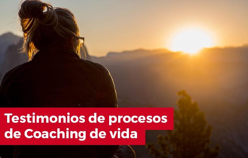 Testimonios «Coaching de vida» personal y ejecutivo.